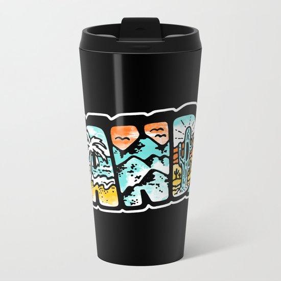 WANDER Metal Travel Mug