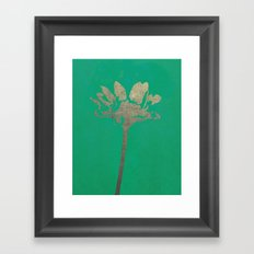 All That She Can Give Framed Art Print