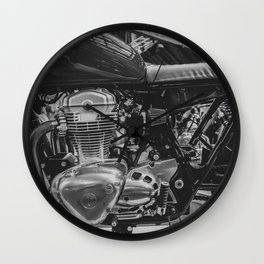 BikeShed BSMC LONDON Wall Clock