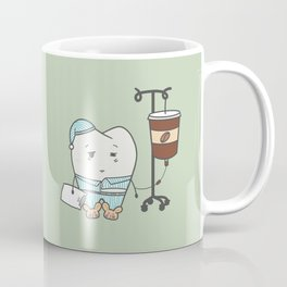 Must. Wake Up. Coffee Mug