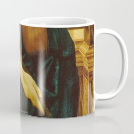 Edward Burne-Jones  - Hope - Digital Remastered Edition Coffee Mug