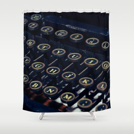 Mechanical Keyboard Shower Curtain