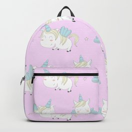 Pegacorn - Pink Backpack
