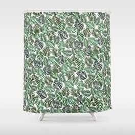 Palm Springs by Veronique de Jong Shower Curtain