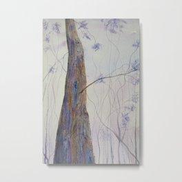 Lone Timber Metal Print