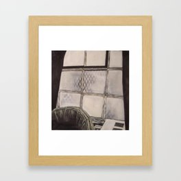 What Have You Done Today? Framed Art Print
