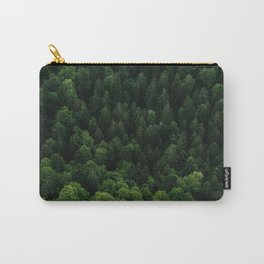 Swiss forest Carry-All Pouch