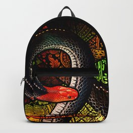 Red-Headed Krait Backpack