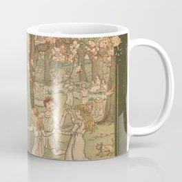 The Pied Piper of Hamelin - Robert Browning Coffee Mug