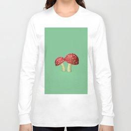 Little Mushrooms Long Sleeve T-shirt