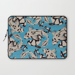 Speckled Koi Laptop Sleeve