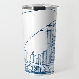 BluePrints | City Hall - Toronto Travel Mug