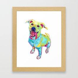 Landry Framed Art Print