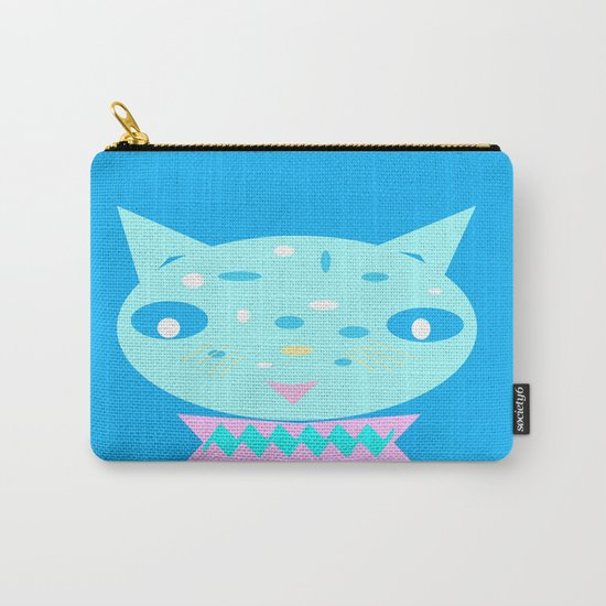 Cookie Meow 7 Carry-All Pouch