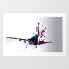 KyoTrois Art Print
