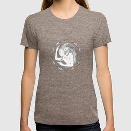 round stuff T-shirt