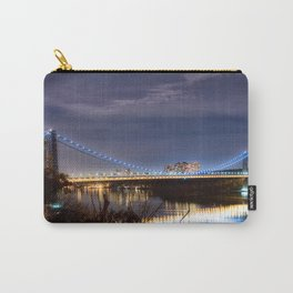 GWB with Moon (Color) Carry-All Pouch
