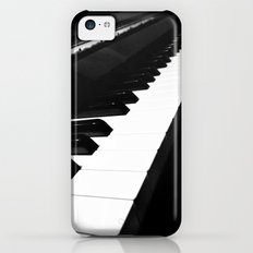 Piano Keys iPhone 5c Slim Case