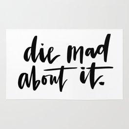 Die Mad About It Rug