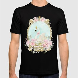 The shabby Swan T-shirt