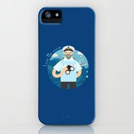 Captain iPhone Case