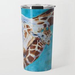 Giraffe Calf Willow Travel Mug