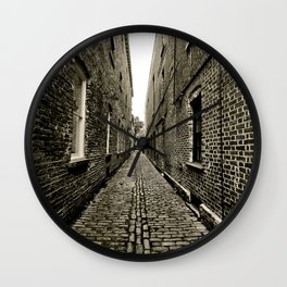 Chucktown Perspective Wall Clock