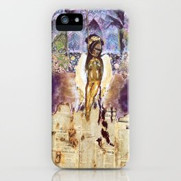 The Hanging of Mary Magdalene  iPhone Case