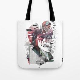 Spectropia Tote Bag