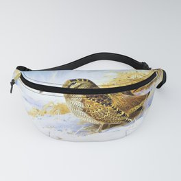 Winter Woodcock - Digital Remastered Edition Fanny Pack