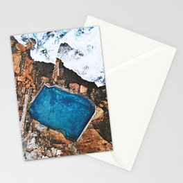 Mahon Pool Maroubra Sydney, Australia | Aerial Stationery Cards