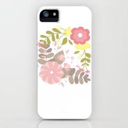 Graced iPhone Case