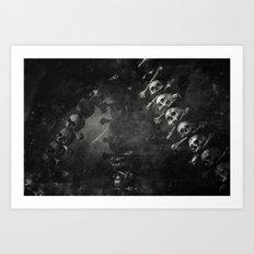Once Were Warriors VII. Art Print