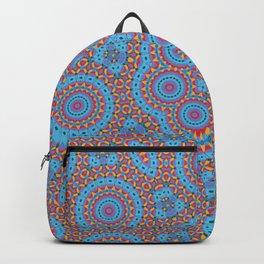 Ocean Mandala Backpack