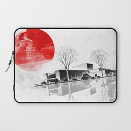 Waking to Winter Laptop Sleeve