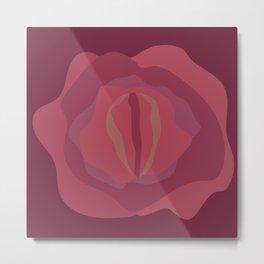 """""""Flower"""" Metal Print"""