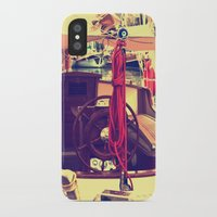 boat iPhone & iPod Cases featuring boat by gzm_guvenc