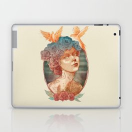 LADY Laptop & iPad Skin