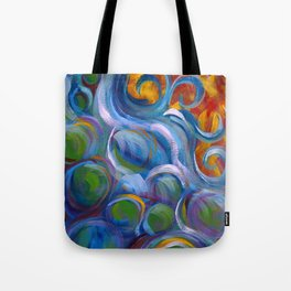 River Rest Tote Bag