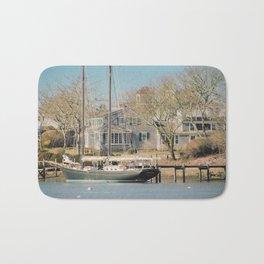 Wychmere Harbor, Cape Cod, Massachusetts Bath Mat