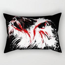 Lion / Animal Series Rectangular Pillow