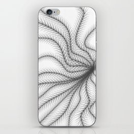 Wiggly iPhone Skin