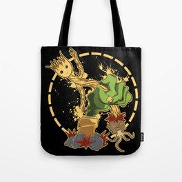 Zombi vs Plantas  Tote Bag