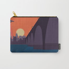 Stone Arch Abduction Carry-All Pouch