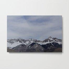 Telluride, Colorado Metal Print