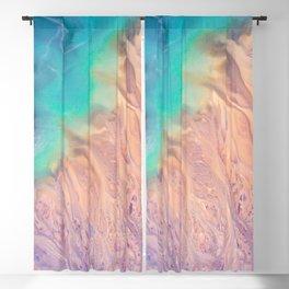 Majestic Rainbow Delta Blackout Curtain