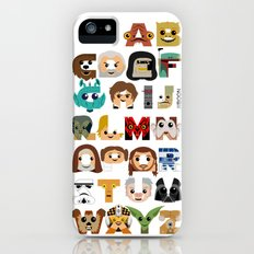 ABC3PO Slim Case iPhone (5, 5s)