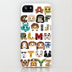 ABC3PO iPhone (5, 5s) Slim Case