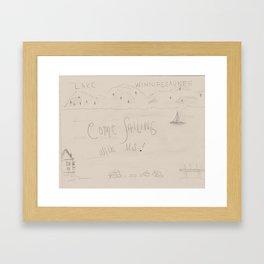 about Framed Art Print