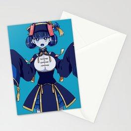 Stocking Anarchy Stationery Cards